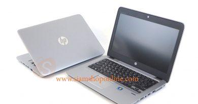 โน๊ตบุ๊ค HP Probook 12.5″ บางและเบากระทัดรัด